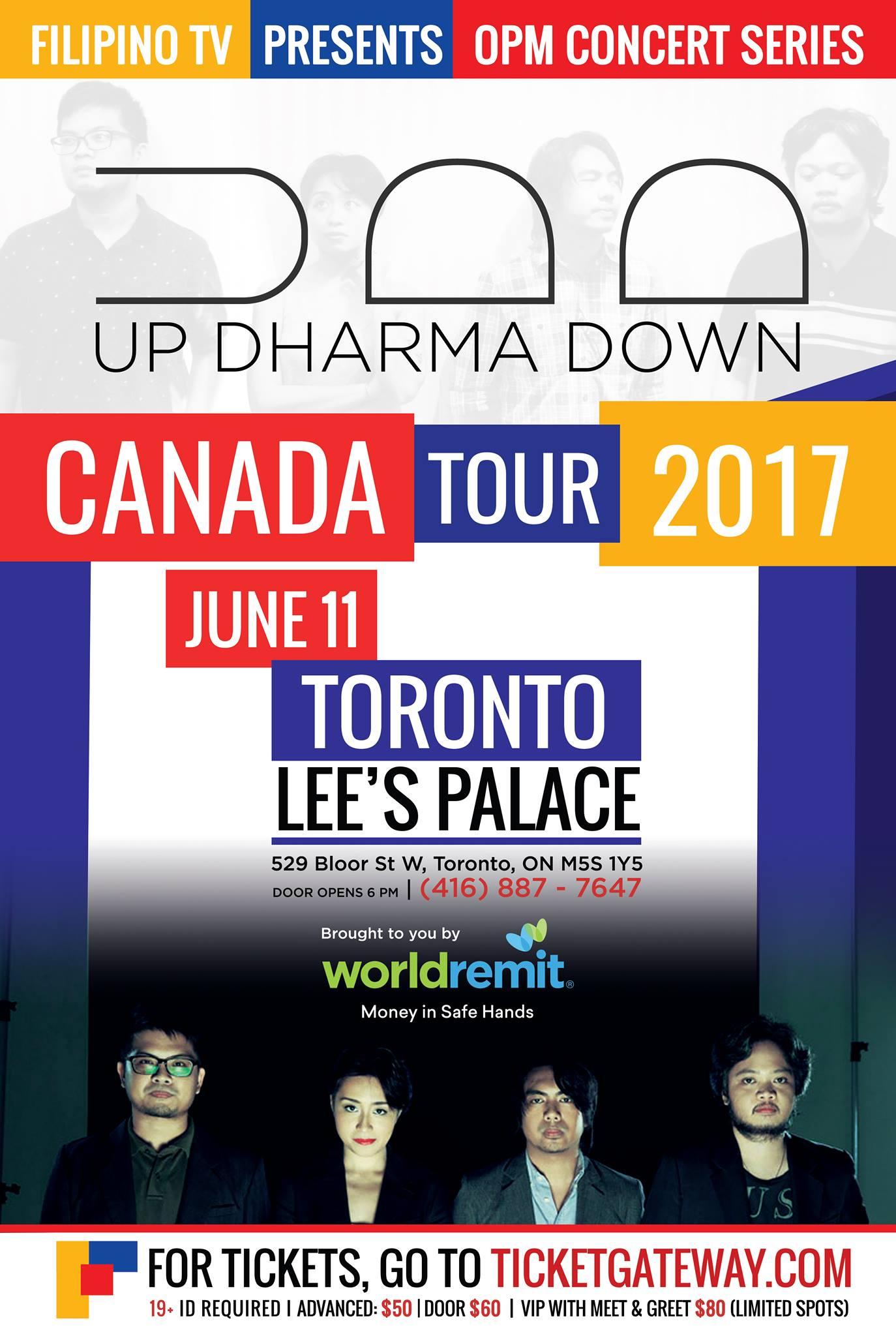 June 11 Toronto