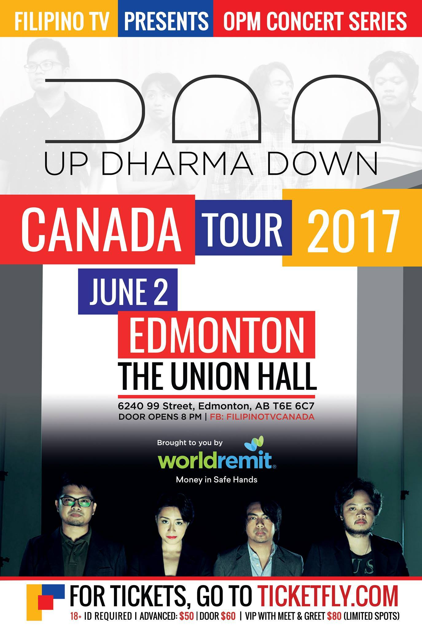 June 2 Edmonton