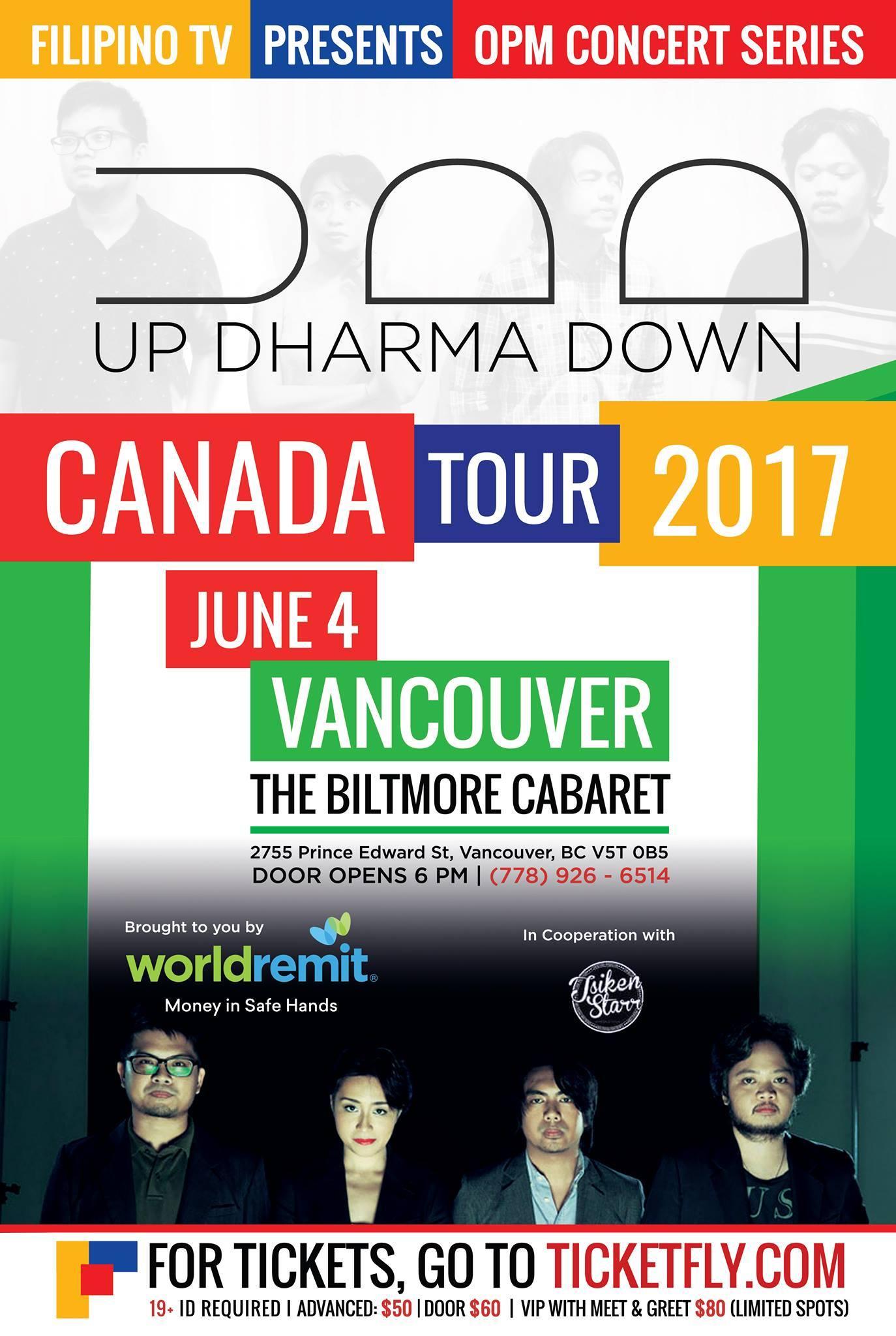 June 4 Vancouver